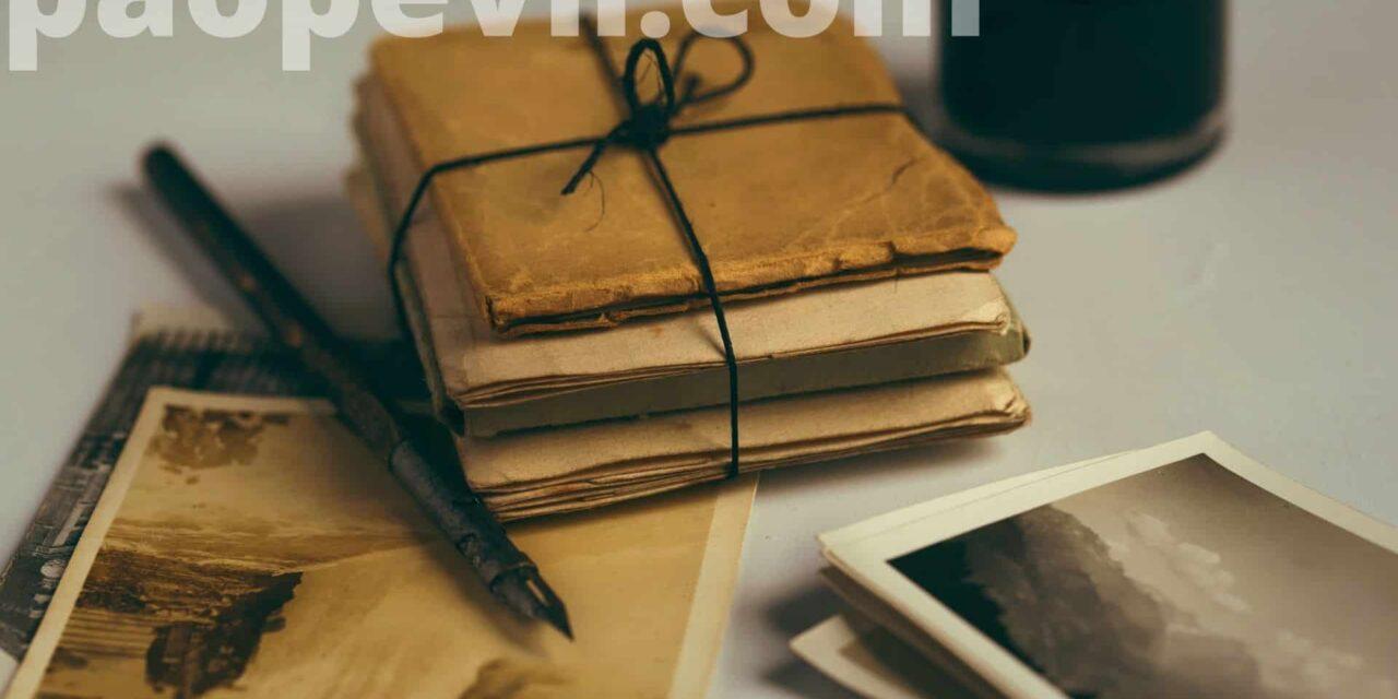 Những lá thư bí ẩn