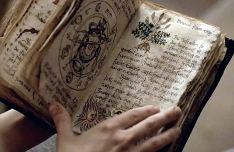 Năm cuốn sách về Huyền thuật thời cổ đại